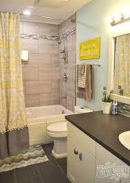 kid bathroom ideas a happy yellow aqua bathroom bathroom ideas kid bathrooms