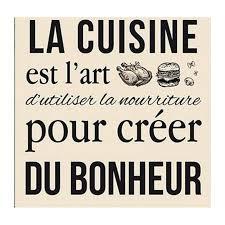 citation sur la cuisine toile citation la cuisine est l d utiliser la nourriture pour