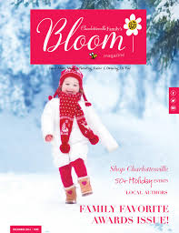charlottesvillefamily u0027s bloom december 2016 by ivy publications