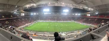 mercedes stuttgart soccer lovers delight in stuttgart stuttgartcitizen com