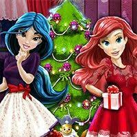 disney princess mermaids elsa ariel cinderella and jasmine u2014dress