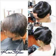black hairstyles ocean waves mua dasena1876 movie night qu instagram photo finger