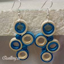 quiling earrings fashionable quilling earring set quilling jewellery store