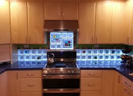 Tile Backsplash Gallery - blue kitchen tile backsplash zyouhoukan net