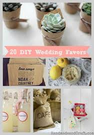 diy wedding favor ideas how to a fantastic diy wedding favor ideas withcountdown to