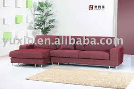 Red Sofa Sets by Sectional Red Sofa Simple Corner Sofa Set Simple Fabric Corner