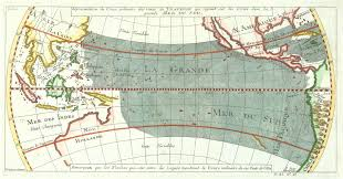Asia And South Pacific Map by Pacific Winds