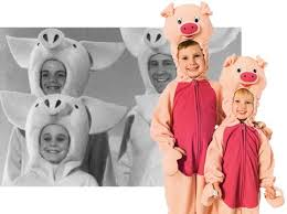 Pig Halloween Costume Baby Twelve Unfortunate Toddler Halloween Costumes Thingamababy