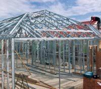 design of light gauge steel structures pdf metal roof frame structure steel construction advantages and