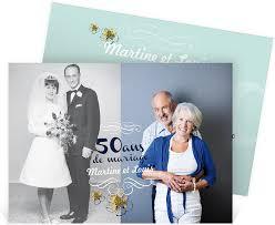 mariage pour les invitã s invitation anniversaire de mariage pour convier vos proches à vos