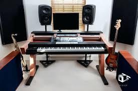 desk recording studio desk for sale canada recording studio desk