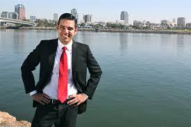 long beach mayor robert garcia named a politician to watch by new