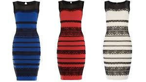 you can buy the blue black white gold dress for 77