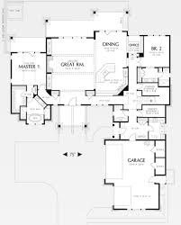 one floor plans with two master suites home building and design home building tips