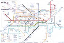 London Canada Map by Bringing The Thames Back To The London Tube Map Alex4d Old Blog