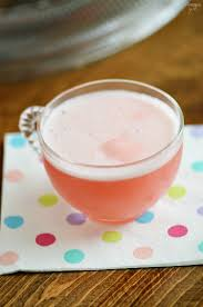 pink strawberry sherbert punch finding zest