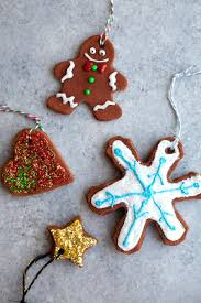 gingerbread ornaments ornament recipe no bake for sale