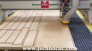 Cnc Kitchen Cabinets Techno Hds Cnc Router Cut Samples Cabinet Demo Youtube