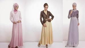 Baju Muslim Brokat beragam jenis model baju muslim brokat terbaru viva