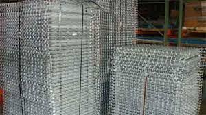 pallet rack shelving new u0026 used pallet rack wire decking shelves