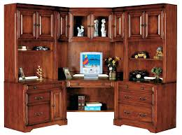 Corner Office Desk With Hutch Office Furniture L Shaped Desk Hutch Best With Ideas On Desks