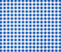 Blue Home Decor Fabric Royal Blue Gingham Check Fabric By The Yard Designer Cotton Home