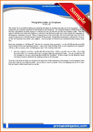 32 example letter of resignation template soda cold stock