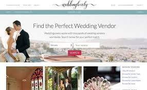 wedding vendor websites why i m selling weddinglovely my eight year company with