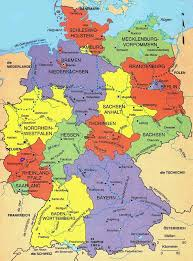 map of germany cities large map of germany major tourist attractions maps