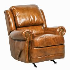 Cream Leather Club Chair Barcalounger Regency Ii Leather Recliner Chair Leather Recliner