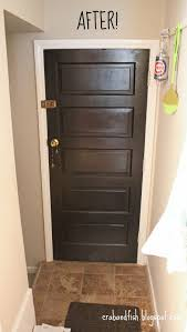 painted interior doors elegant gray painted doors life on