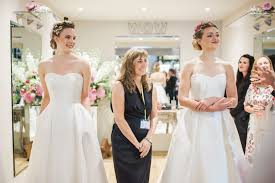 bush wedding dress sassi holford launch at miss bush two many cooks