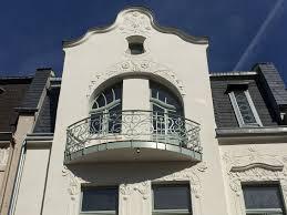 balkon gitter balkon balkongitter gebogen fröbel metallbau