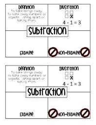 204 best math vocabulary strategies images on pinterest
