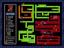 Metroid 2 Map Metroid Nes Map By Michaelmiyamoto On Deviantart