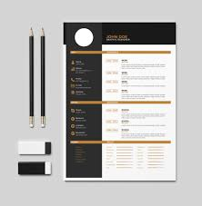 resume pdf template free cv resume indesign pdf template on behance