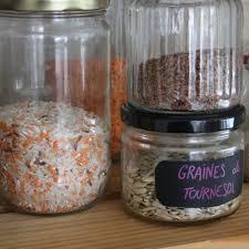 bocaux cuisine comment customiser facilement vos bocaux contenant graines et aux