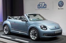 new volkswagen beetle convertible volkswagen beetle convertible denim concept unveiled