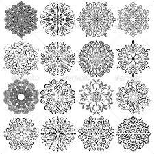 design snoflakke ornament by pilart graphicriver