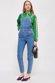 jean rompers and jumpsuits overalls rompers jumpsuits clothing topshop
