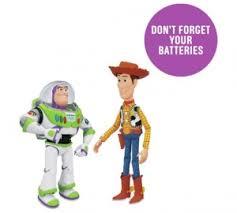 toy story woody buzz interactive buddies 36 49 argos
