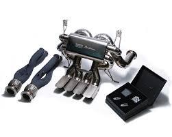 Lamborghini Aventador Exhaust - armytrix titanium exhaust for lamborghini aventador sv produce