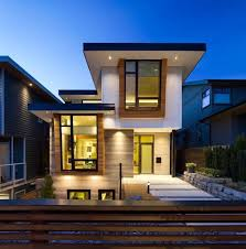 Best Modern Exterior Homes Images On Pinterest Architecture - Exterior modern home design