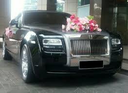 roll royce harga rental mobil mewah sewa mobil pengantin wedding car