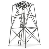 4x4 Elevators Deer Blind Steel Elevators 4