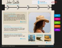 web design blog free xhtml css templates for different websites
