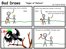 Storm Crow Meme - learning mtg tumblr