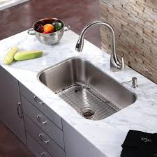 kraus undermount stainless sink bathroom design outstanding sink with kraus sinks for your kitchen