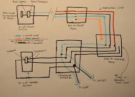 basic wiring diagrams garage wiring diagram simonand