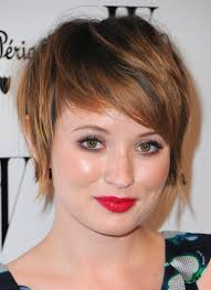 short haircuts for women with round faces short hairstyles for